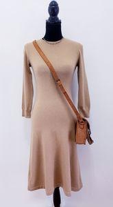 Ralph Lauren Black Label 100% Cashmere Dress